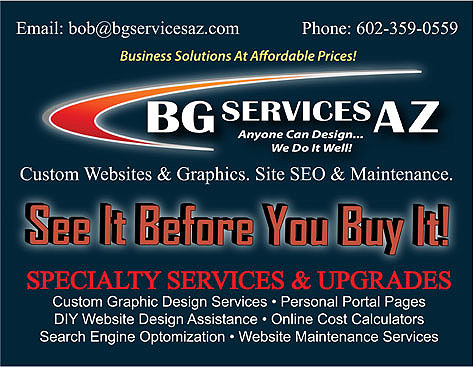 BG Services AZ