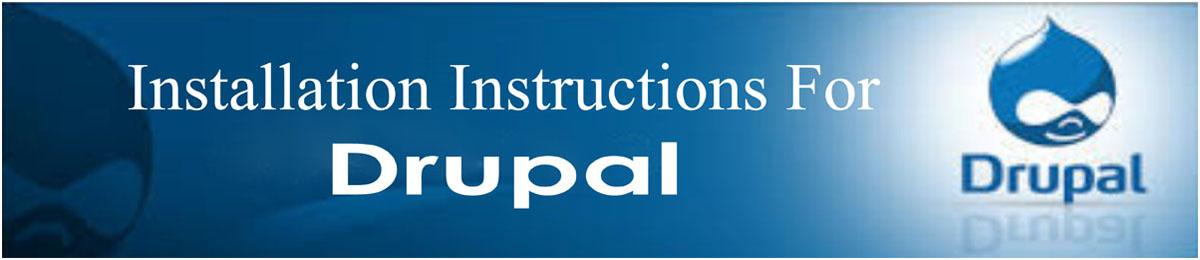 InstallationDrupal