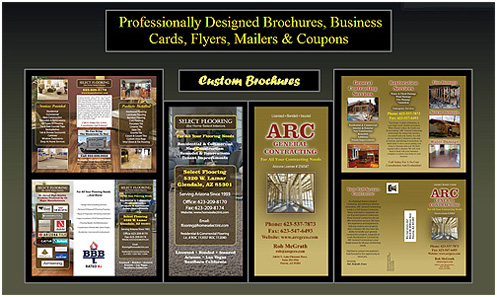 Custom Print Ready Graphic Designs