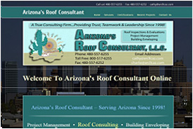 Arizona's Roof Consultant