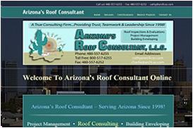 Arizona's Roof Consultant